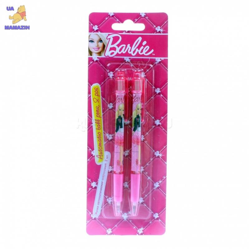 Barbie. Ручки автоматические шариковые (2 шт)