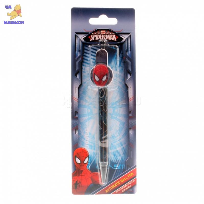 Spider Man. Ручка шариковая с фигурным клипом