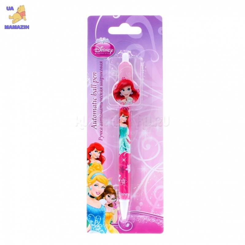 Disney Princess. Ручка шариковая с фигурным клипом