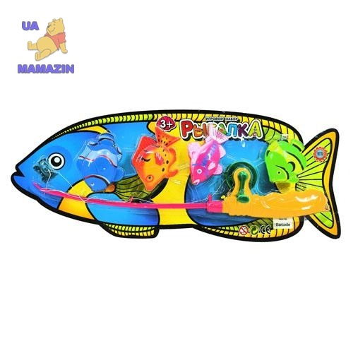 Рыбалка 4 вида