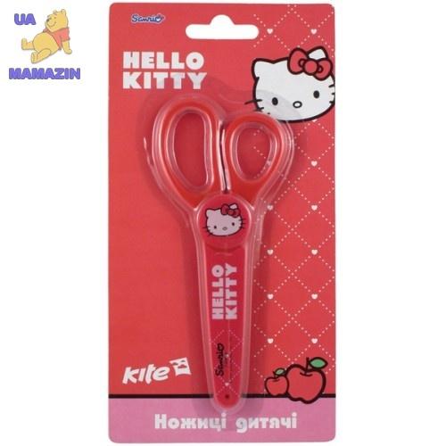 Ножницы детские в футляре, 13см Hello Kitty