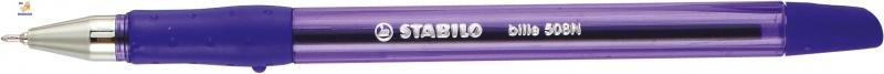 Ручка шариковая STABILO BILLE, синяя
