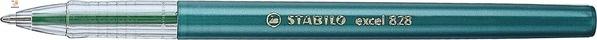 Ручка шариковая STABILO EXCEL, зеленая