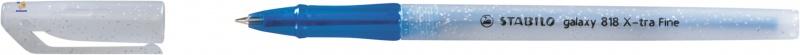 Ручка шариковая STABILO GALAXY, синяя