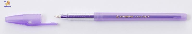 Ручка шариковая STABILO LINER , фиолетовая