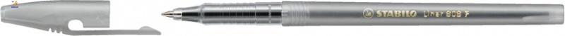 Ручка шариковая STABILO LINER , черная