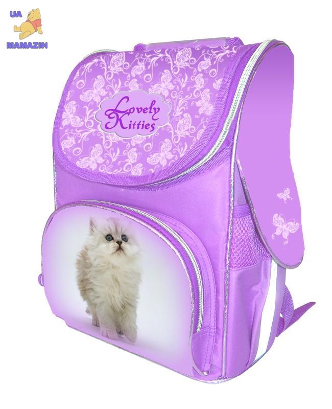 Ранец-рюкзак школьный class lovely kitty winx рюкзак детский