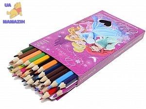 Карандаши цветные 24 шт.