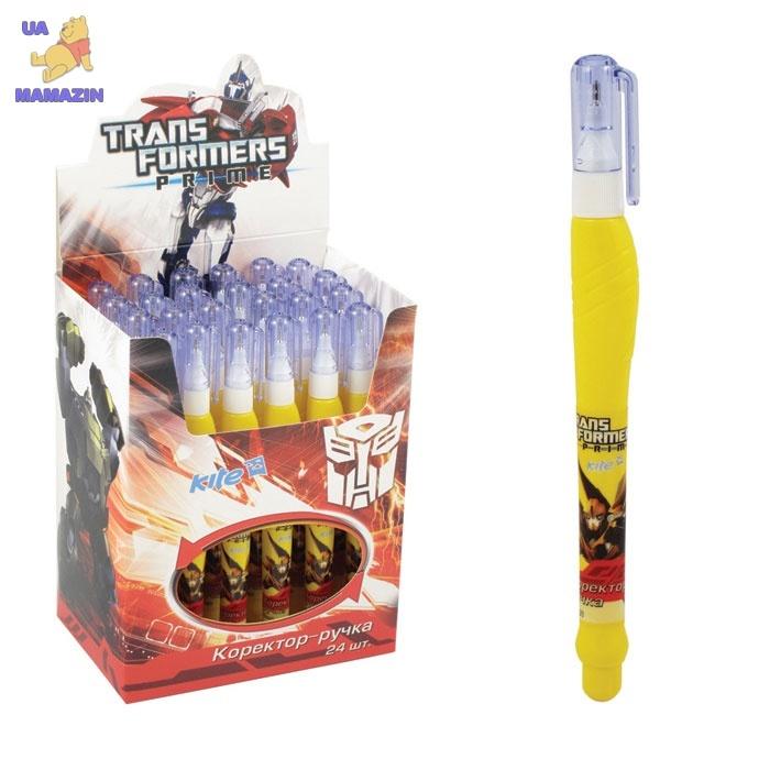 Корректор-ручка, 4 мл Transformers