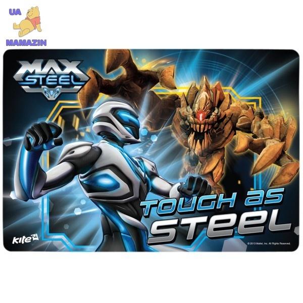 Подложка настольная, 42,5x29см, Max Steel
