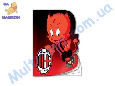 Блокнот вырубка Milan
