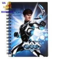 Блокнот , А6 Max Steel