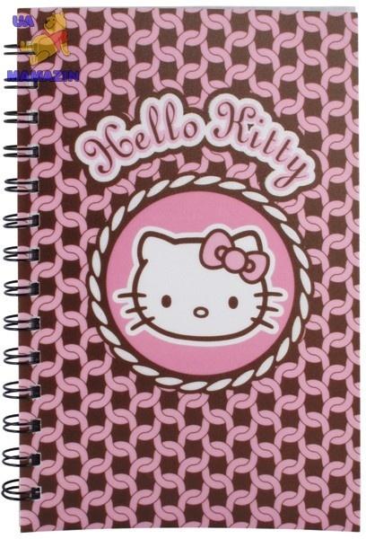 Блокнот, А5- Hello Kitty