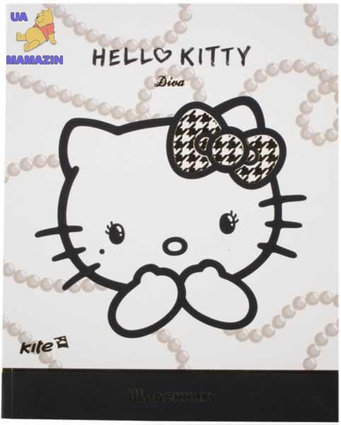 Дневник школьный, Hello Kitty Diva-1