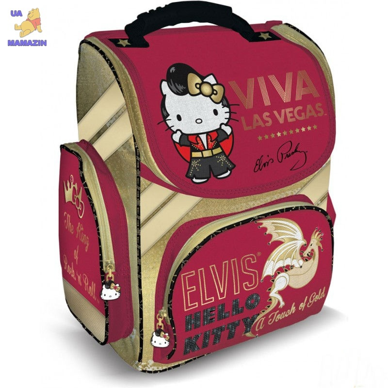 Рюкзак школьный, поролоновая спинка усиленная пластиком
