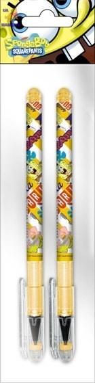 Ручки шариковые, синие, 2 шт. пакет