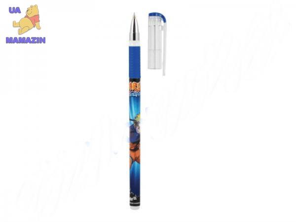 Ручка шариковая, синяя Naruto