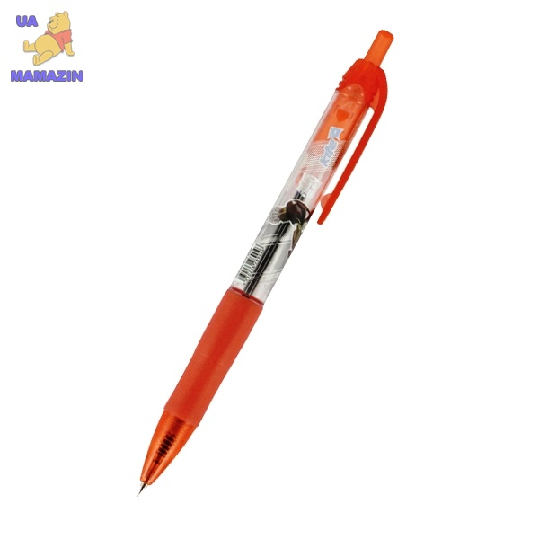 Ручка шариковая автомат, синяя Transformers