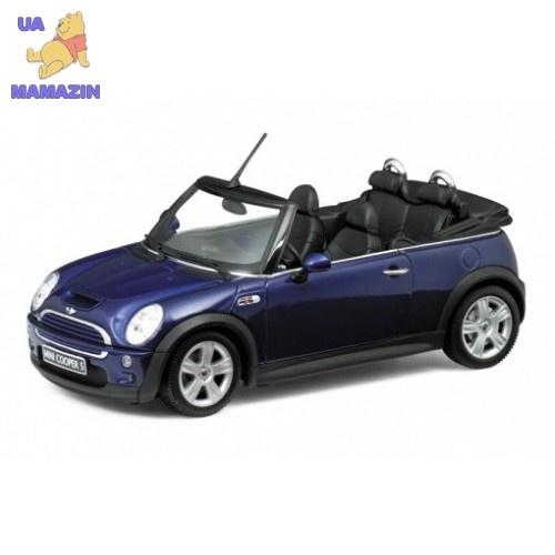 "Коллекционная машинка Mini Cooper""S Cabrio"