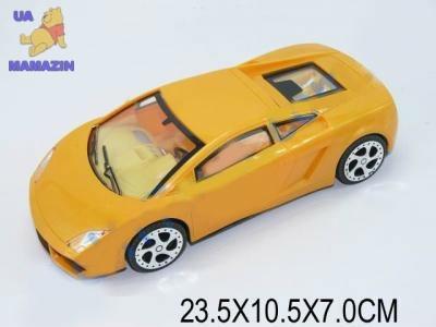 Машина инерция 1:18