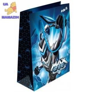 Пакет подарочный Max Steel