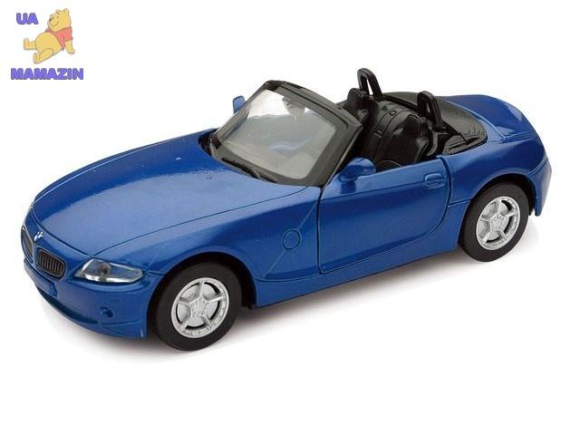 Коллекционная машинка BMW Z4 (1:32) N.R.