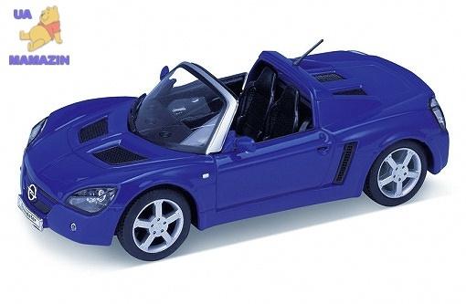 Коллекционная машинка Opel Speedster