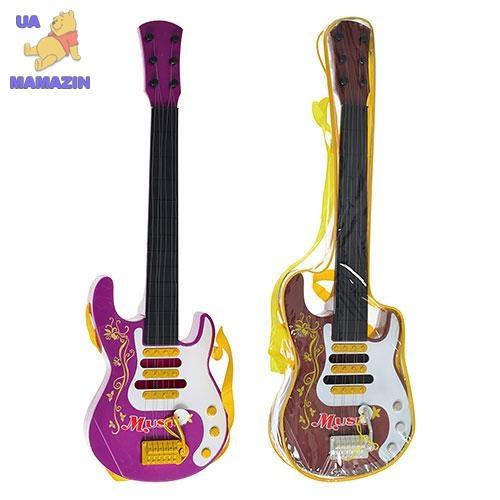 Гитара струнная, 6 струн