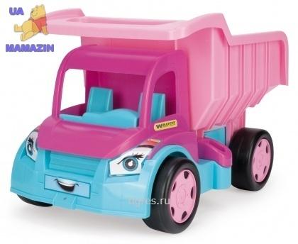 Большой игрушечный грузовик Гигант для девочек ТМ Тигрес