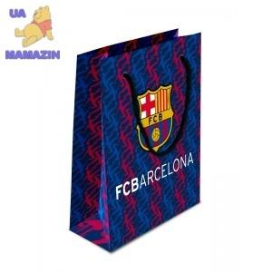 Пакет бумажный подарочный Barcelona