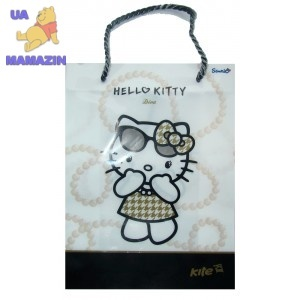 Пакет пластиковый подарочный Hello Kitty Diva