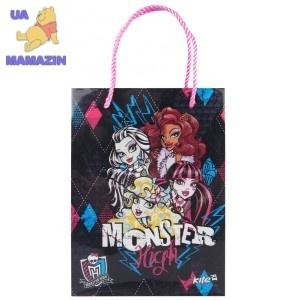 Пакет пластиковый подарочный Monster High