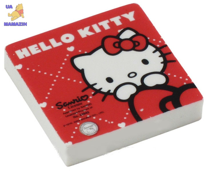 Ластик Hello Kitty