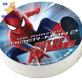 Ластик круглый Spider Man