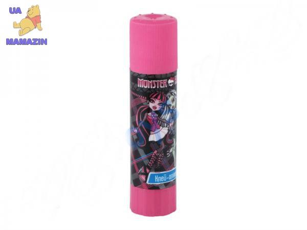 Клей-карандаш, 8г Monster High