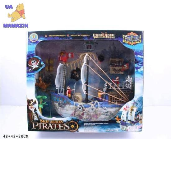 Пиратский набор корабль