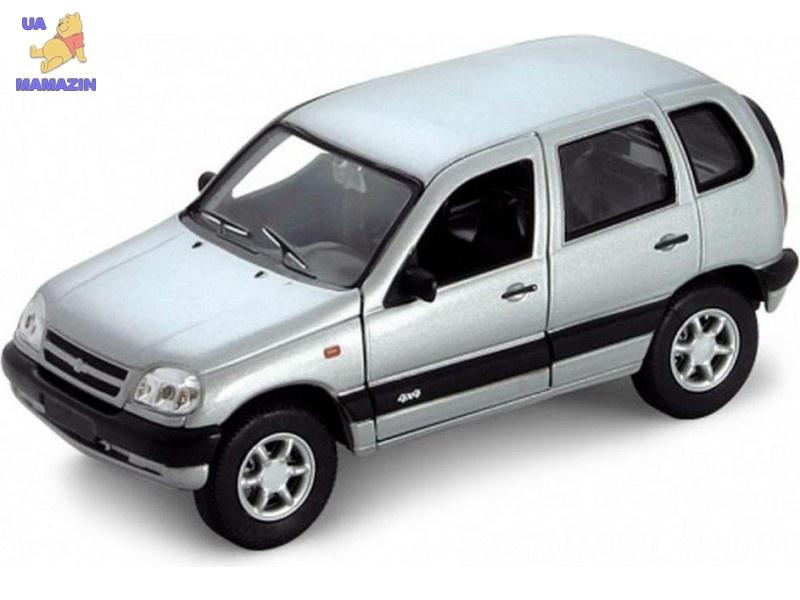 Коллекционная машинка Niva Chevrolet