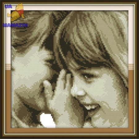 ИДЕЙКА вышивка Детские секреты