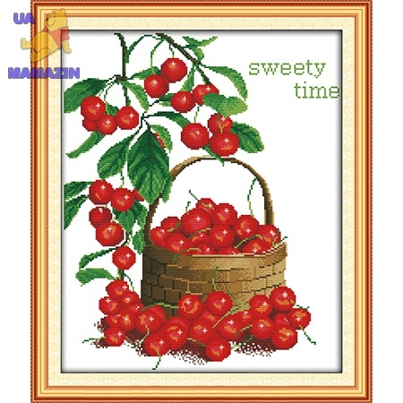 ИДЕЙКА вышивка. Сладкие ягоды