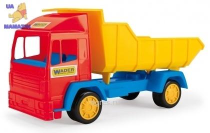 "Машина ""Самосвал"" ""Middle truck"" ТМ Wader"