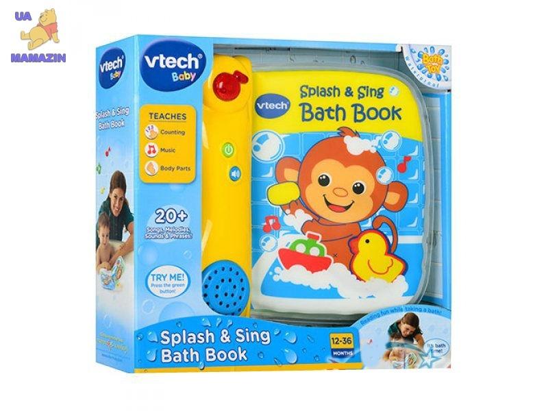 Книжка для купания VTech