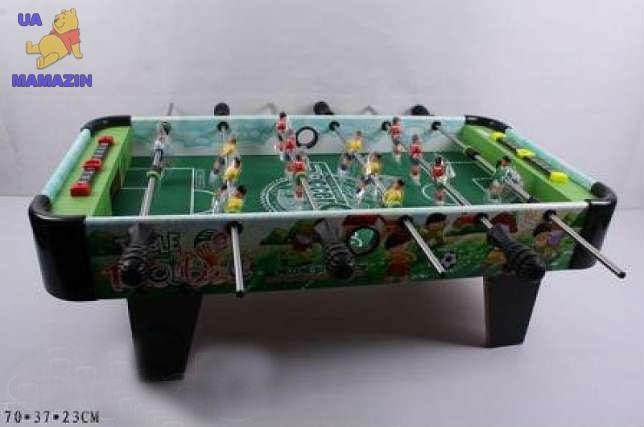 Футбол на рычагах