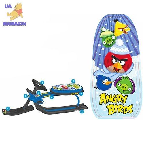 "Снегокат серии ""Angry Birds"""
