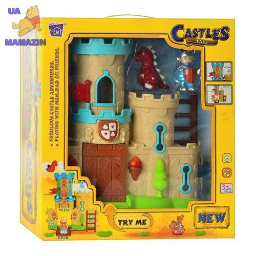 Замок рыцарский