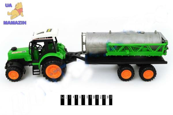Трактор Фермер инерционный (колпак)
