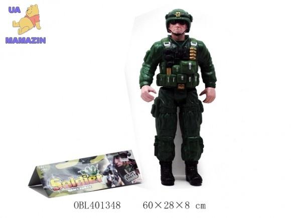 Солдат, 46 см.