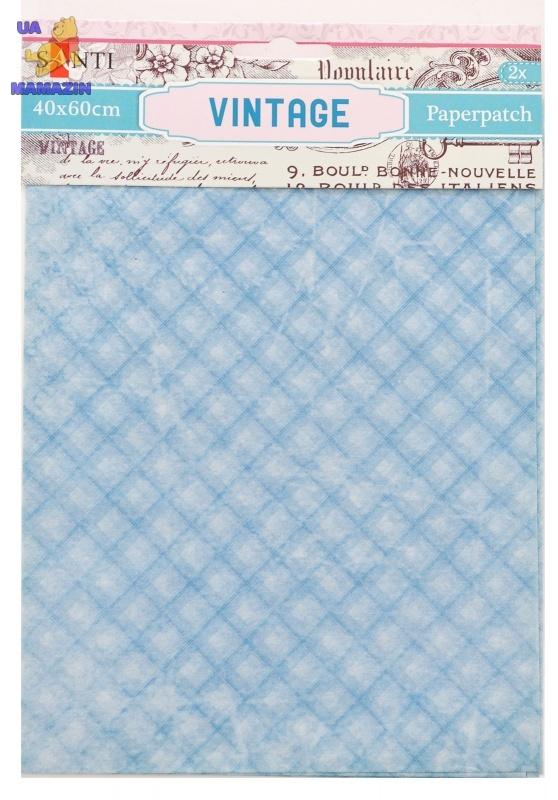 Бумага для декупажа, Vintage