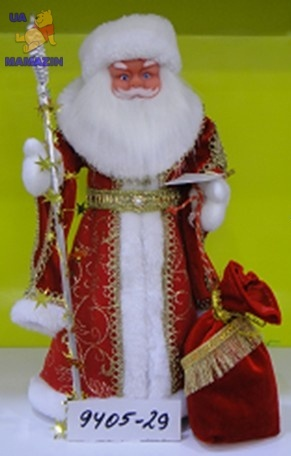 Дед Мороз на батарейках