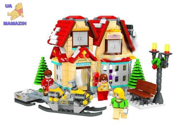 Конструктор Brick Ausini Дом