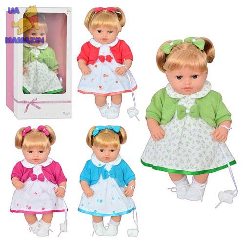 """Кукла ТМ """"ARIAS"""" мягкотелая"""